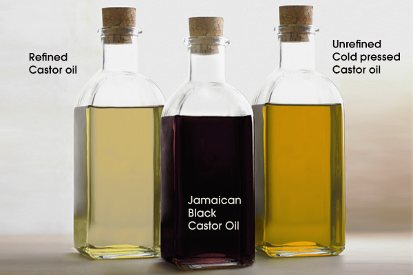 Types of Castor Oil