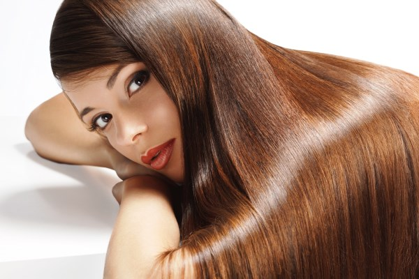 Healthy Hair With Castor Oil